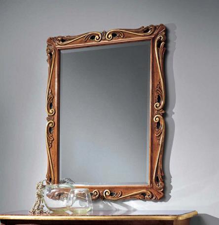 S006 Зеркало прямоугольное