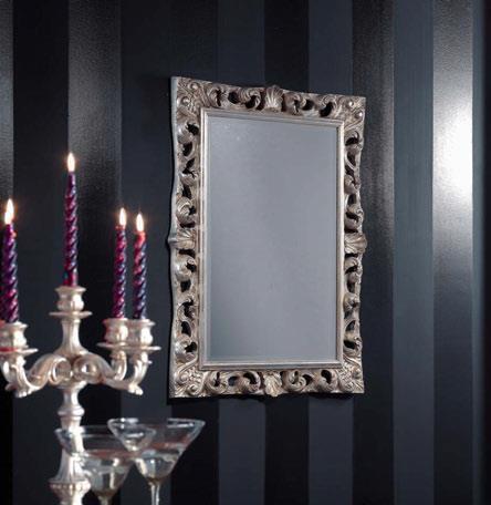 S022 Зеркало прямоугольное