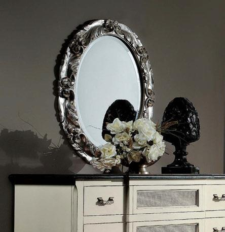 S011 Зеркало овальное