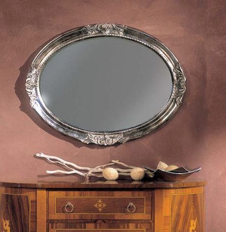 S029 Зеркало овальное