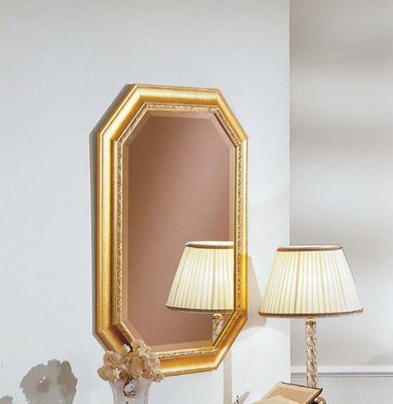 S035 Зеркало восьмиугольное